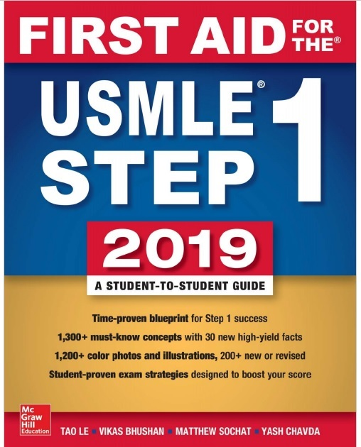 First Aid for the USMLE Step 1 2019 PDF