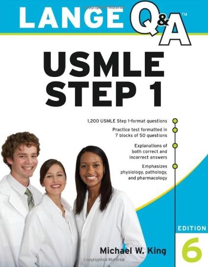Lange Q&A USMLE Step 1 6th Edition PDF