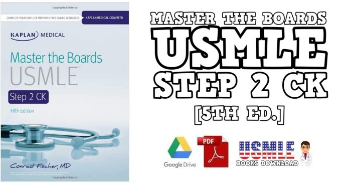 Master the Boards USMLE Step 2 CK PDF