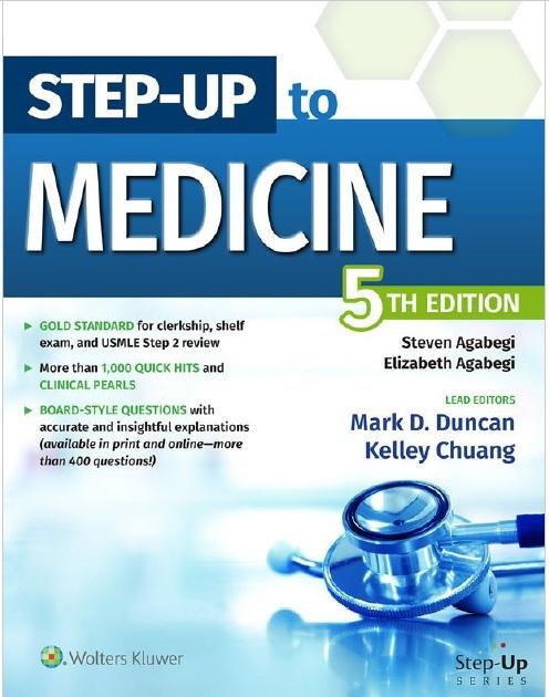Step-Up to Medicine 5th Edition PDF