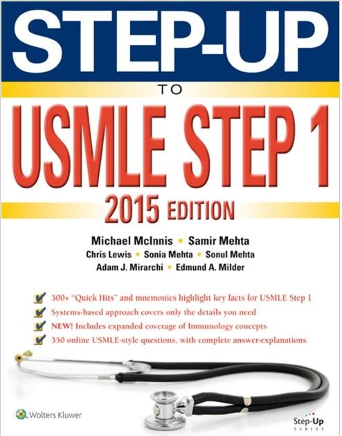 Step-Up to USMLE Step 1 2015 7th Edition PDF