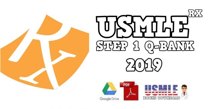 USMLE RX Step 1 Qbank 2019 Free Download