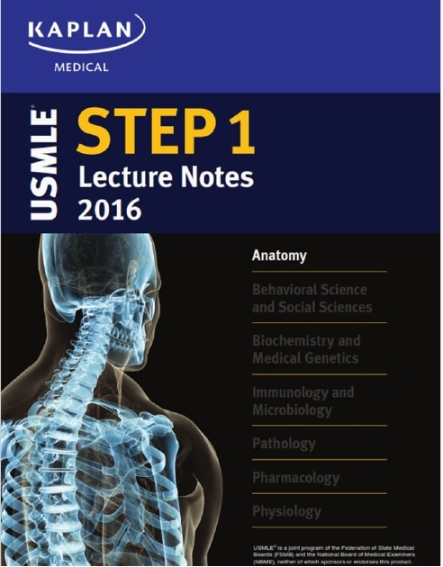 USMLE Step 1 Lecture Notes 2016 Anatomy PDF