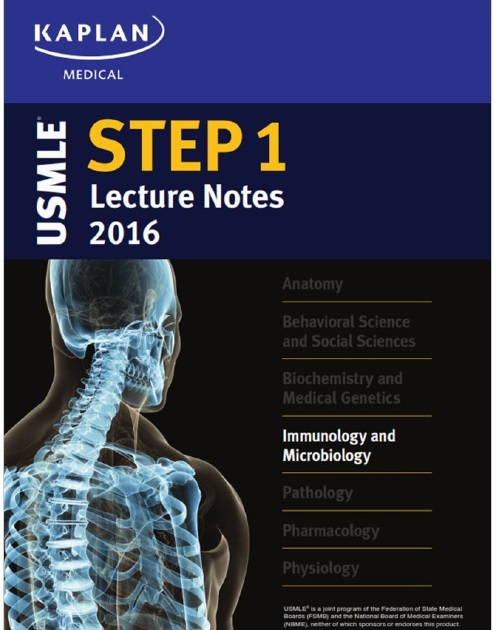 USMLE Step 1 Lecture Notes 2016: Immunology and Microbiology PDF