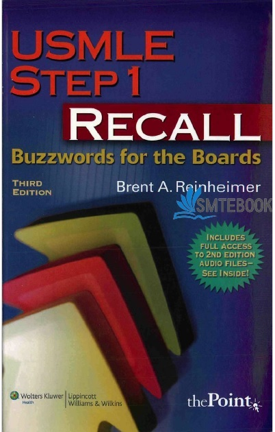 USMLE Step 1 Recall Buzzwords for the Boards 3rd Edition PDF