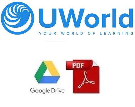 USMLE World QBank Step 1 UWORLD 2014 PDF