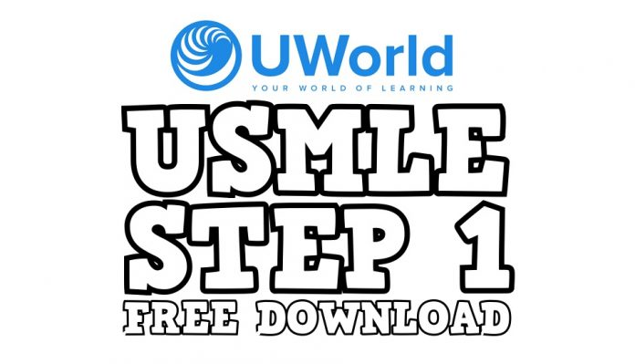 UWorld Step 1 2019 General PDF