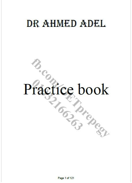 ADEL's OET Practice Book PDF