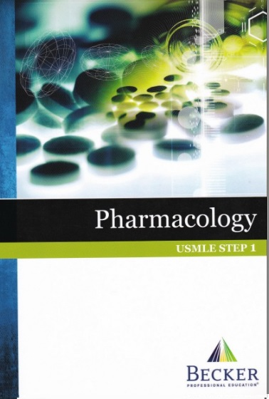 BECKER USMLE Step 1 Pharmacology PDF