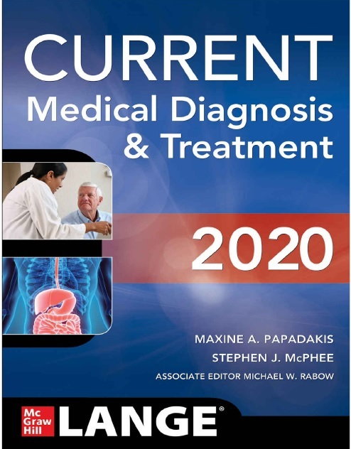 CURRENT Medical Diagnosis and Treatment 2020 PDF