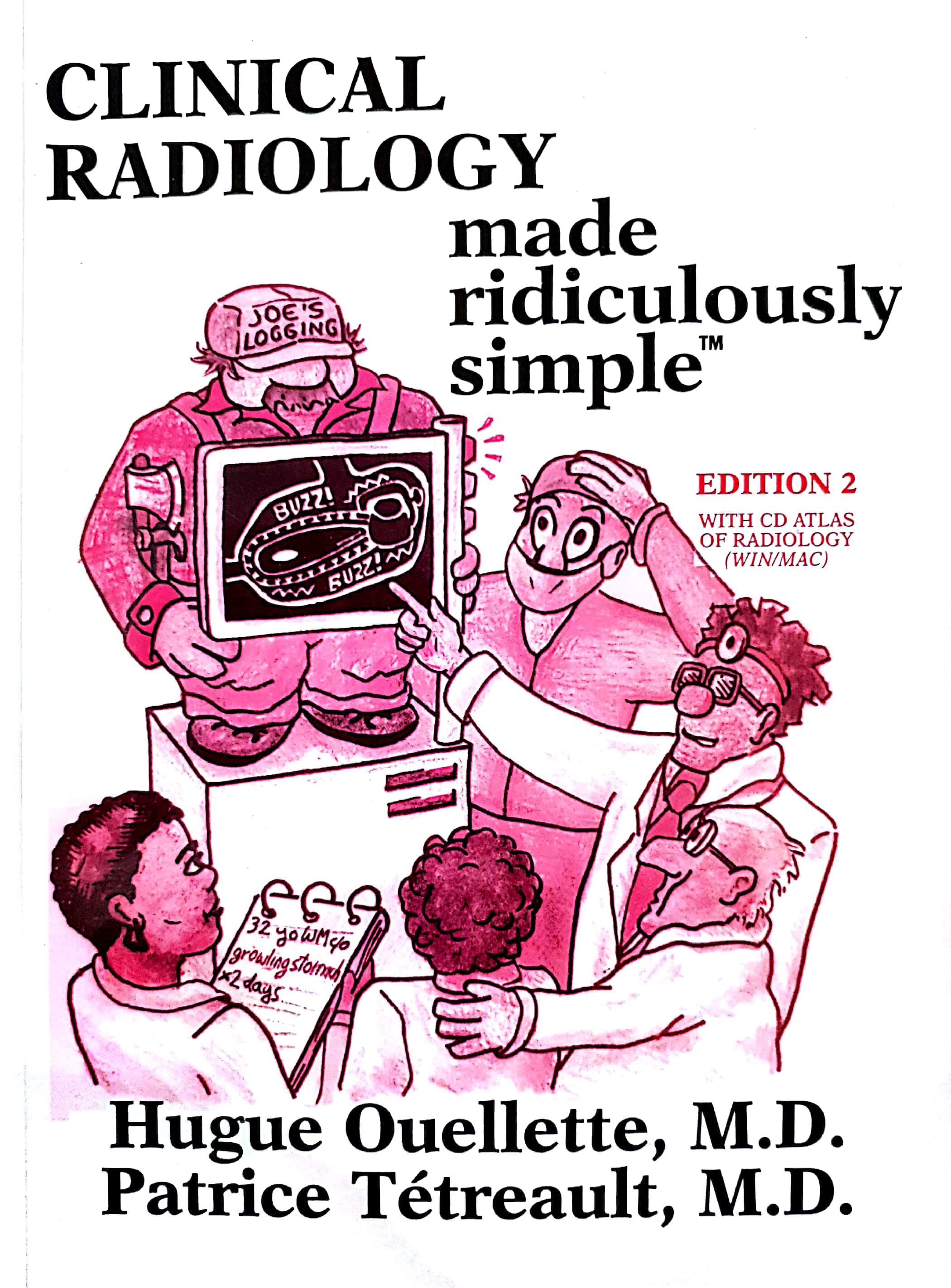 Clinical Radiology Made Ridiculously Simple PDF