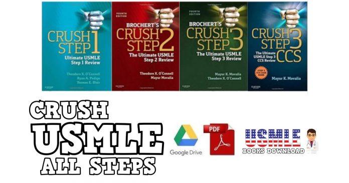 Crush USMLE Step 1, Step 2 & Step 3 PDF