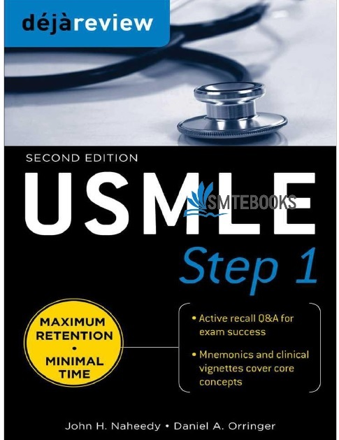Deja Review USMLE Step 1 2nd Edition PDF
