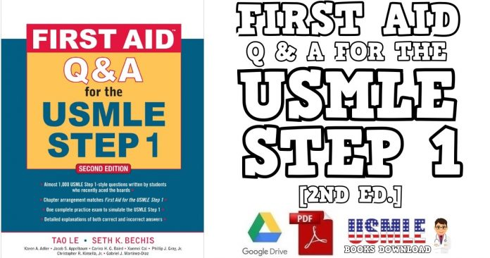 First Aid Q&A for the USMLE Step 1 2nd Edition PDF