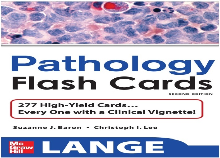 Lange Pathology Flash Cards PDF