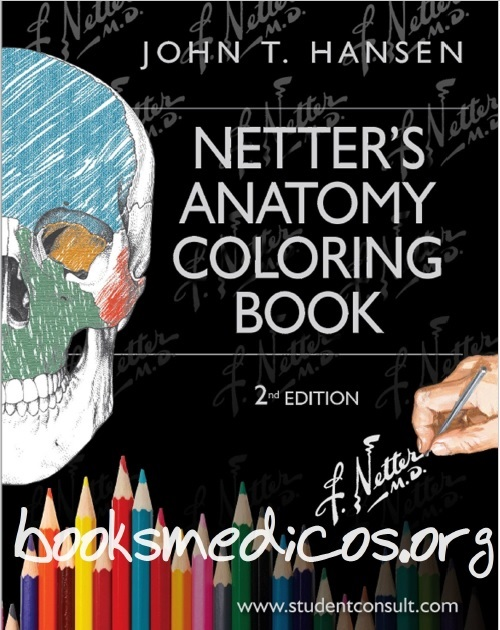 Netter's Anatomy Coloring Book 2nd Edition PDF