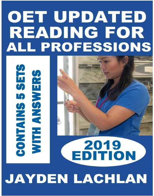 OET Updated Reading for all Professions PDF