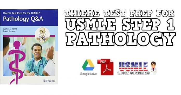 Thieme Test Prep for the USMLE: Pathology Q&A PDF