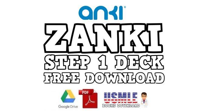 Zanki Step 1 Deck Download