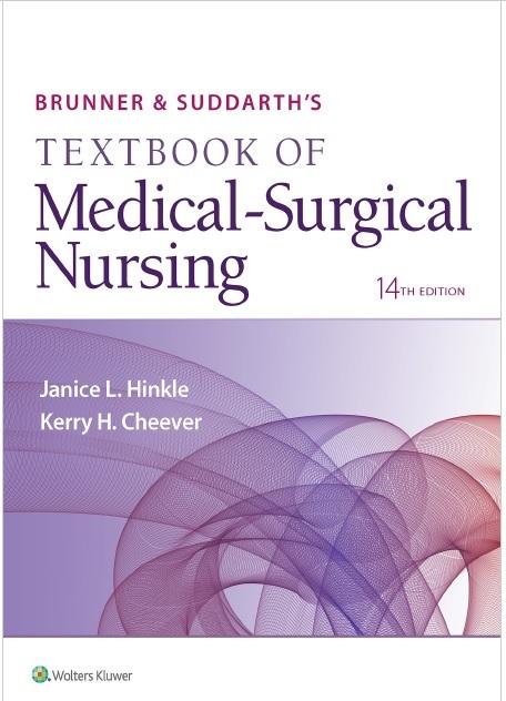 Brunner & Suddarth's Textbook of Medical-Surgical Nursing 14th Edition PDF