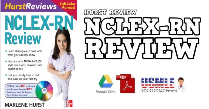 Hurst Reviews NCLEX-RN Review 1st Edition PDF