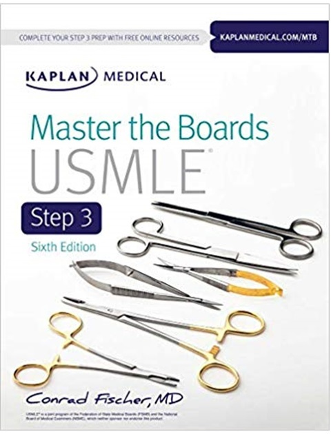 Master the Boards USMLE Step 3 6th Edition PDF