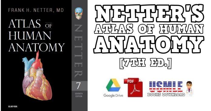 Atlas of Human Anatomy 7th Edition PDF Free Download