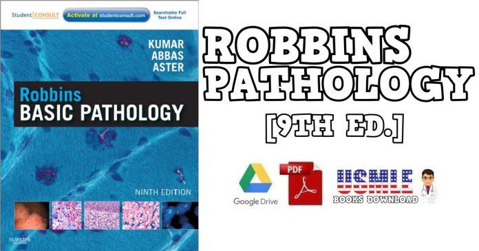 Robbins Basic Pathology 9th Edition PDF