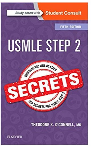 USMLE Step 2 Secrets 5th Edition PDF