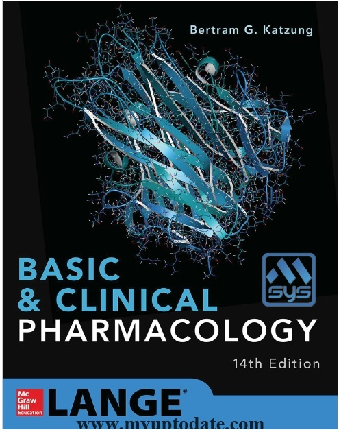 Katzung Basic and Clinical Pharmacology 14th Edition PDF