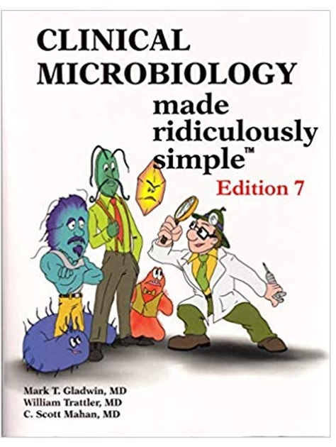 Clinical Microbiology Made Ridiculously Simple 7th Edition PDF