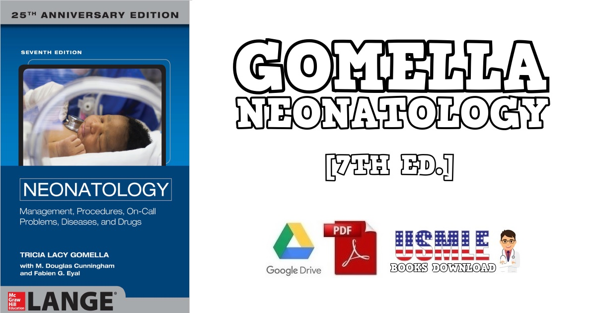 Gomella Neonatology 7th Edition PDF