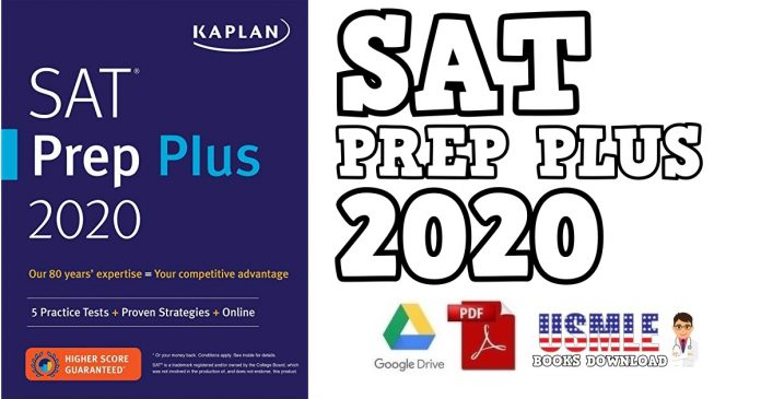 SAT Prep Plus 2020: 5 Practice Tests + Proven Strategies + Online PDF