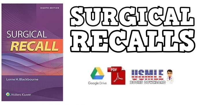 Surgical Recall 8th Edition PDF