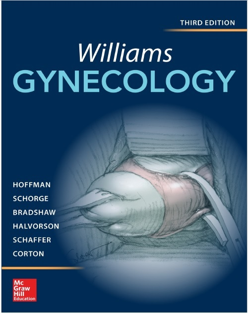 Williams Gynecology 3rd Edition PDF
