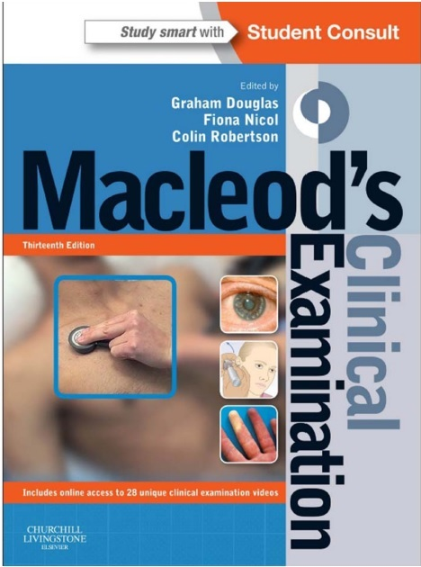 Macleod's Clinical Examination 13th Edition PDF