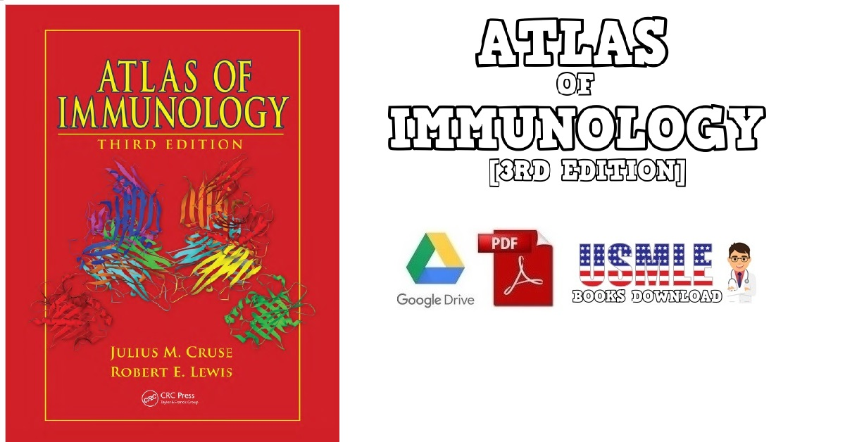 Atlas of Immunology 3rd Edition PDF
