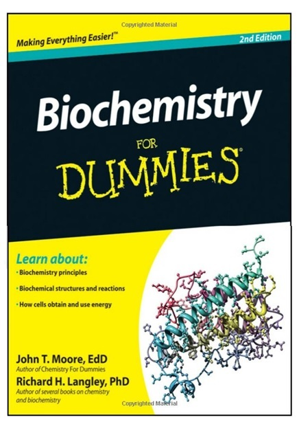 Biochemistry For Dummies 2nd Edition PDF