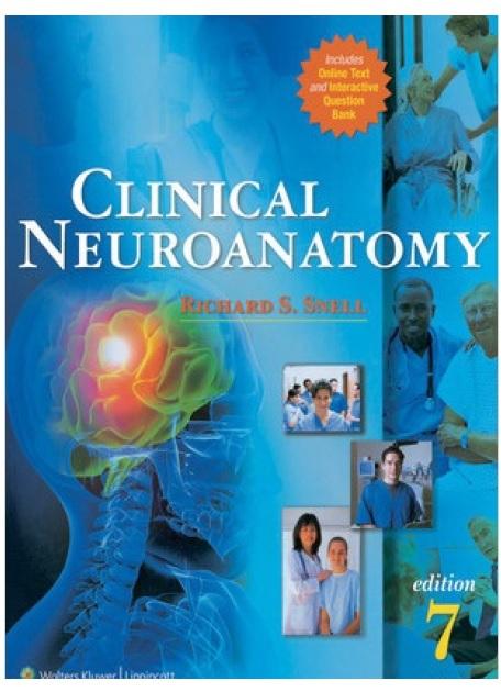 Clinical Neuroanatomy by Richard Snell 7th Edition PDF