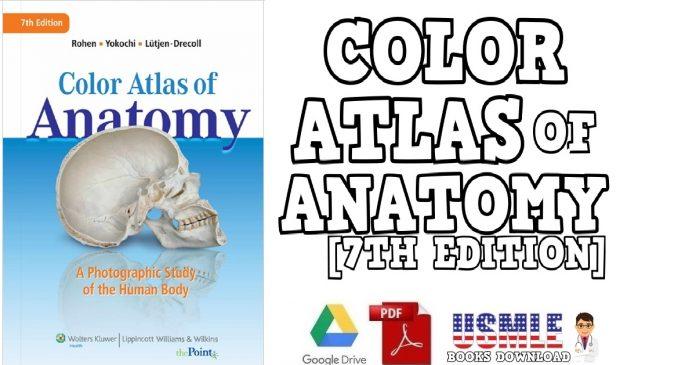 Color-Atlas-of-Anatomy-7TH-Edition-PDF-Free-Download