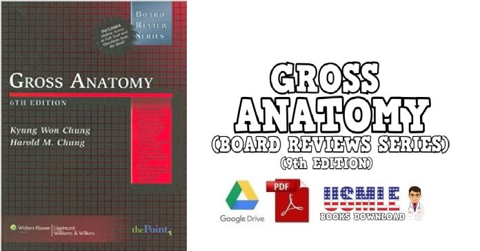 Gross Anatomy 6th Edition PDF Free Download