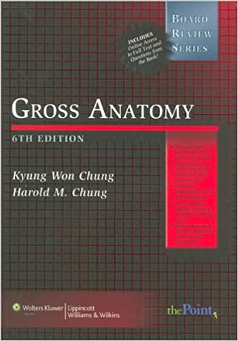 Gross Anatomy 6th Edition PDF