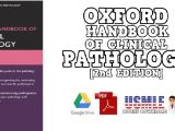Oxford Handbook of Clinical Pathology 2nd Edition PDF