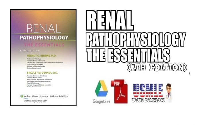 Renal Pathophysiology 4th Edition PDF