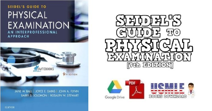 Seidel's Guide to Physical Examination 9th Edition PDF Free Download