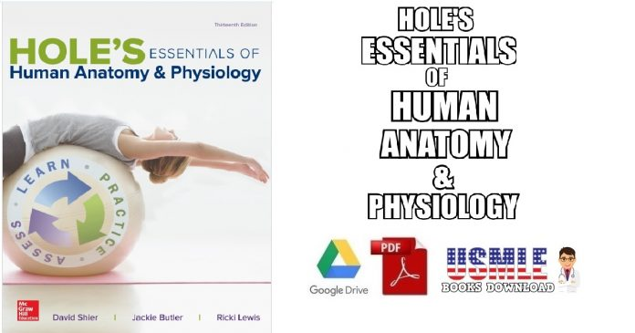 Hole's Essentials of Human Anatomy & Physiology - 13E (2017) PDF Free Download