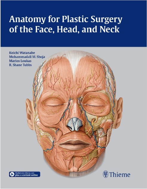 Anatomy for Plastic Surgery of the Face, Head, and Neck 1st Edition PDF