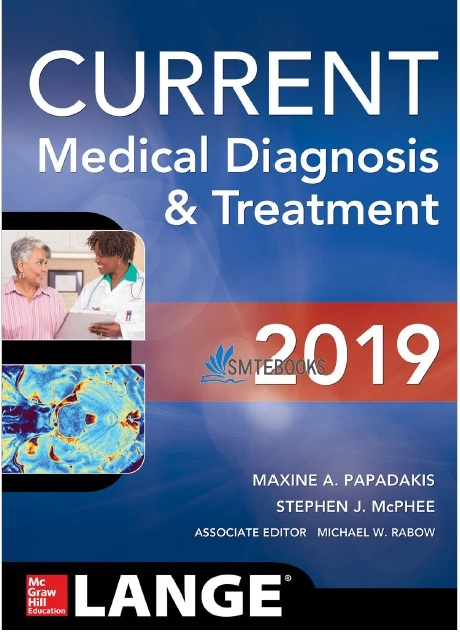 CURRENT Medical Diagnosis and Treatment 2019 58th Edition PDF