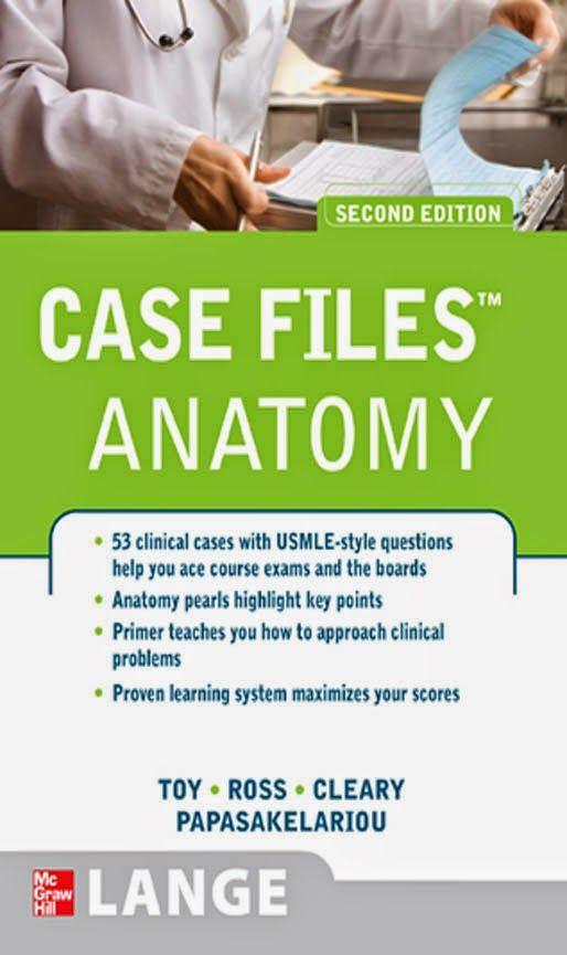 Case Files Anatomy 2nd Edition PDF