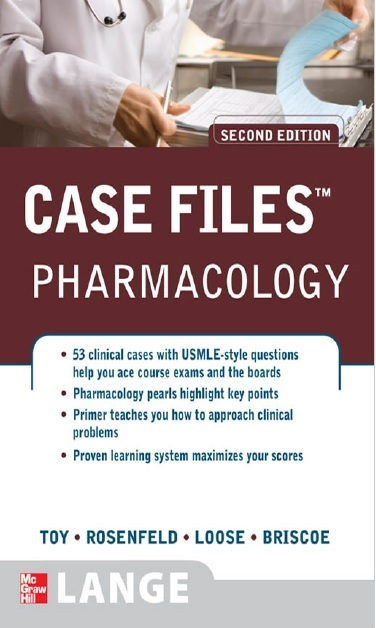 Case Files Pharmacology, 2nd Edition PDF